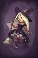 Yet Another Cute Witch by SnakeToast