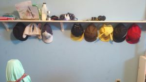 My hat Collection by SkullyLuv