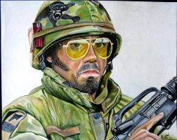 Tropic thunder by KdsArt