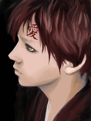 Gaara by danny-boy
