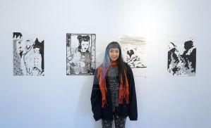 of myth and wodka, group show by reminisense
