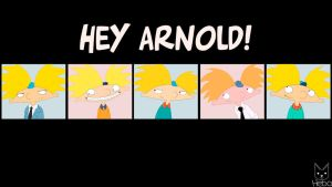 Arnold's faces by HeboFreire