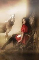 red riding hood by mawanmalvin