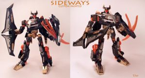 Sideways custom painted by Unicron9
