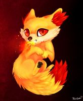 Firefox by RainSoda