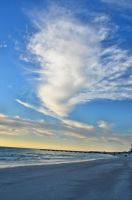 Coquina Beach 1 by Lauren-Lee