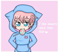 Sweets, Please!!! (2p England) by chubbybunny921