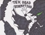 Tex Dead Redemption Cover by bearchipsandships123
