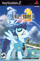 Final Brony X by nickyv917