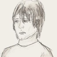 Elliott Smith Portrait by ThEquivalency