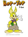 Hop-Top Hare by LegacyHeroComics