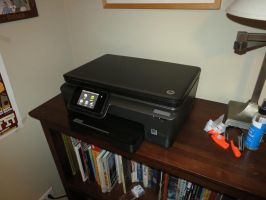 My New Scanner by LBFable