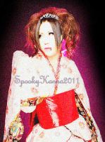 Aoi Play In Versailles by SpookyKanna