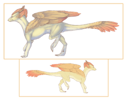 Dragon Design by goosechimera