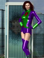 Colossal Woman by hotrod5
