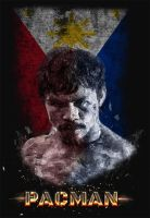 Manny Pacman Pacquiao by ArchWorks