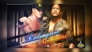 WannabeKupy Redemption vs Greatness Wallpaper by Llliiipppsssyyy