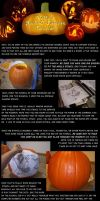 How to use the pumpkinstencils by Rally-the-Cheetah