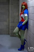 YJ: Miss Martian by blackflame16