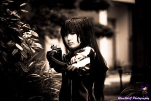 Black Rock Shooter-2 by Rave2theJ
