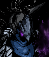 Knight Artorias of the Abyss by harrison2142