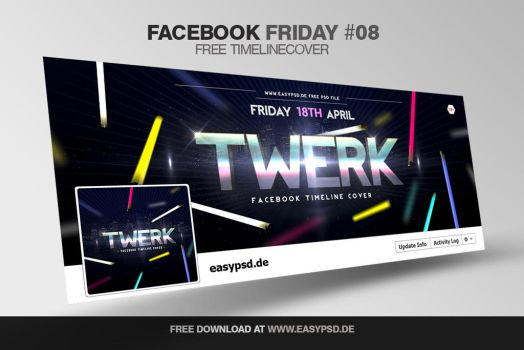 Facebook friday #08 by pixelfrei