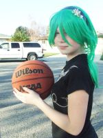 Gumi Can't Play Basketball by ViveVitamPro