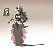 +++Duskull Lady by Inugami-tan