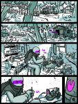 Secrets Of The Ooze page 1 by mooncalfe