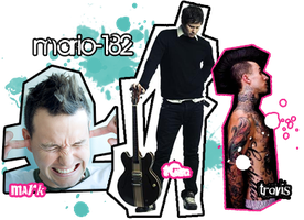 blink-182 Simple Signature by mario-182
