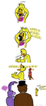 Sad Chica 2 by coulrophiliacs