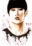 Ryu Tae Oh (Gap Dong) by SCHIZOPHRENIC-ALICE