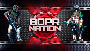 BOPR Nation Wallpaper by Msbermudez