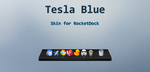 Tesla Blue by Nv1jk
