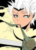 Toshiro H. by sillyshadows