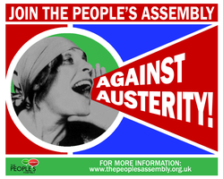 People's Assembly Poster by Party9999999