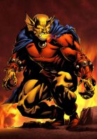 Etrigan The Demon by spidermanfan2099