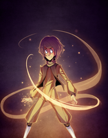 CW - The Magician by Chikuto