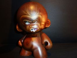 Munny Monkey by Madex1988