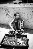 Musical Gipsy Boy by Bojkovski
