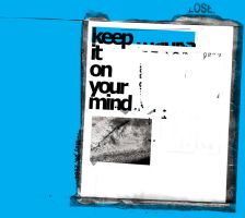 keep it on your mind by glue