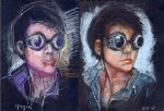 Girl with Goggles comparison by Joshua-Mozes