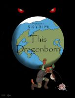 This Dragonborn Poster by NarutoMustDie842