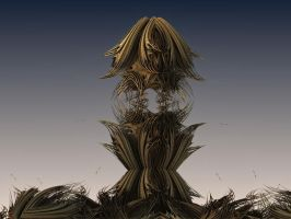 scarecrow by Oxnot