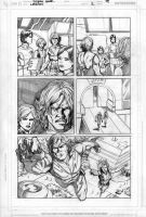 Legion Issue 2 p.19 by Cinar