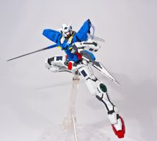 MG 1/100 GN-001 Gundam Exia Ignition Mode by aryss-skahara