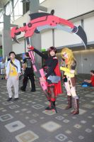RTX 2013: Yang and Ruby by pgw-Chaos