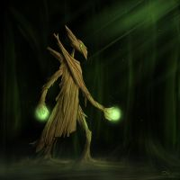 Forest Spirit by Oli-H
