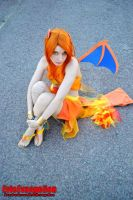 #006 Charizard by EvieE-Cosplay