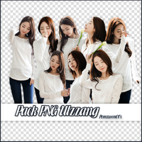 Pack PNG Ulzzang by pomzwon01